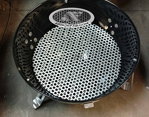 Charcoal Grate for Weber Smokey Mountain Grill 22.5